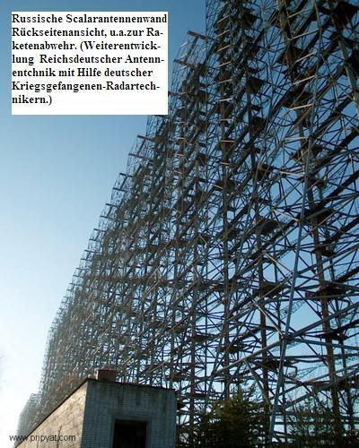 UDSSR-Skalar-Antenne