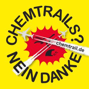 1 Chemtrails Nein Danke Aufkleber 1 Wetterkontrolle Auto 5 Papieraufkleber